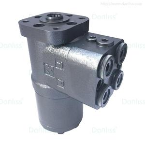 Steering-unit-with-priority-valve